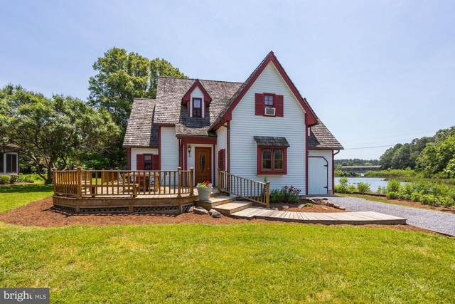 124 Grace Street, SAINT MICHAELS, MD 21663 (#MDTA138268) :: AJ Team Realty