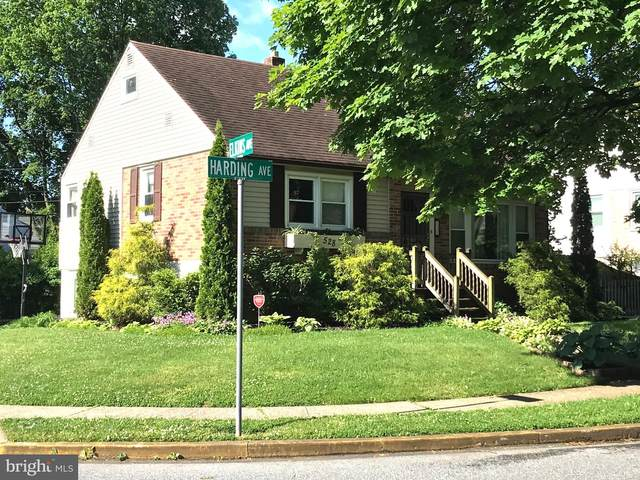 528 Harding Avenue, READING, PA 19607 (#PABK358260) :: Iron Valley Real Estate