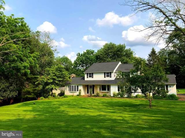 110 Beaumont Drive, NEWTOWN, PA 18940 (#PABU497498) :: Tessier Real Estate