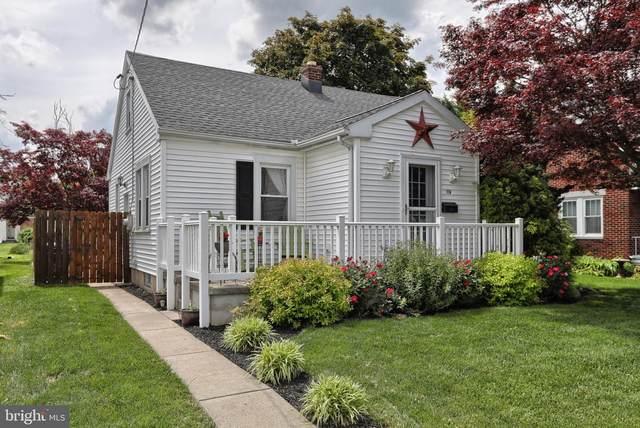 119 N Franklin Street, PALMYRA, PA 17078 (#PALN113852) :: Iron Valley Real Estate