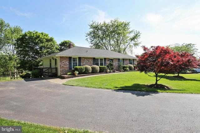 13783 Blythedale Drive, MOUNT AIRY, MD 21771 (#MDFR264936) :: Arlington Realty, Inc.