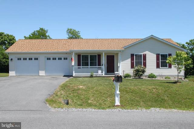 620 Ives, MARTINSBURG, WV 25403 (#WVBE177458) :: Radiant Home Group