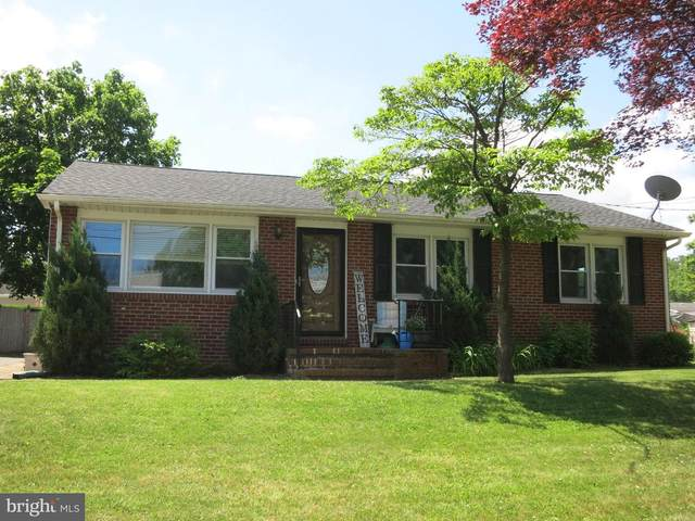 135 Philmont Avenue, BORDENTOWN, NJ 08505 (#NJBL373474) :: Jason Freeby Group at Keller Williams Real Estate