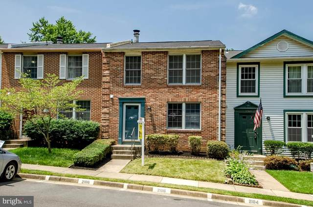 2106 Glenn Spring Court, FALLS CHURCH, VA 22043 (#VAFX1131446) :: Radiant Home Group