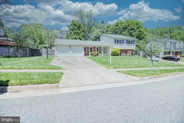 9588 Bronte Drive, BURKE, VA 22015 (#VAFX1131464) :: Seleme Homes