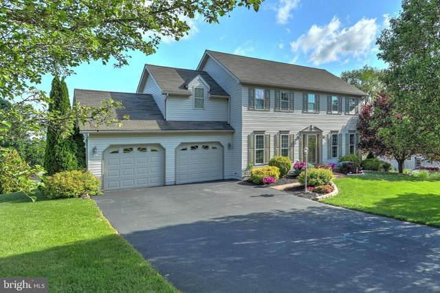5 Ferndale Road, SEVEN VALLEYS, PA 17360 (#PAYK138396) :: TeamPete Realty Services, Inc