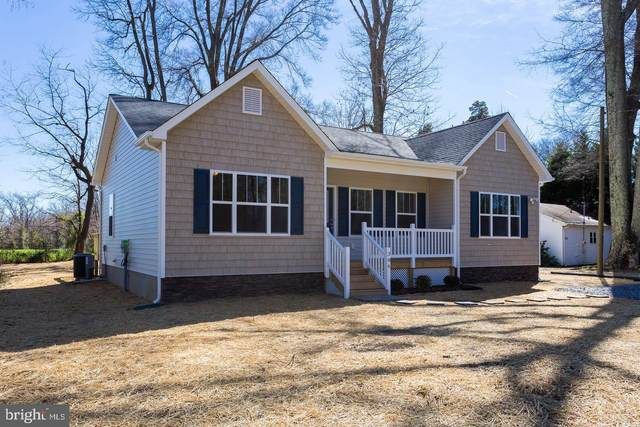 Lot 6 Park Avenue, COLONIAL BEACH, VA 22443 (#VAWE116474) :: ExecuHome Realty