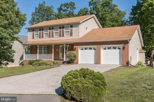 103 Southampton Court, STEPHENS CITY, VA 22655 (#VAFV157728) :: Bob Lucido Team of Keller Williams Integrity