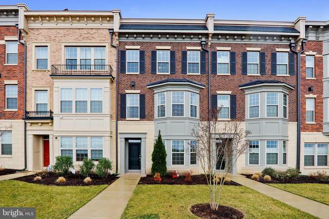 604 Fair Winds Way #261, NATIONAL HARBOR, MD 20745 (#MDPG569796) :: Bic DeCaro & Associates