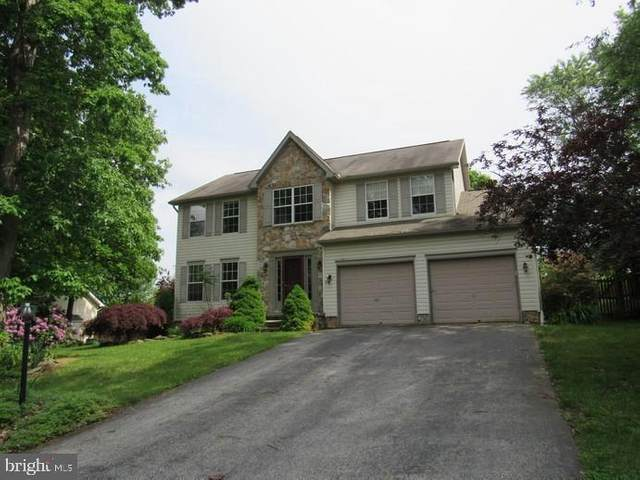 225 Jenny Lane, STEWARTSTOWN, PA 17363 (#PAYK138400) :: TeamPete Realty Services, Inc