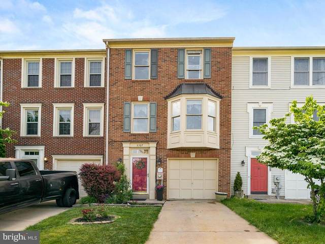 5307 Duke Court, FREDERICK, MD 21703 (#MDFR264946) :: Advon Group