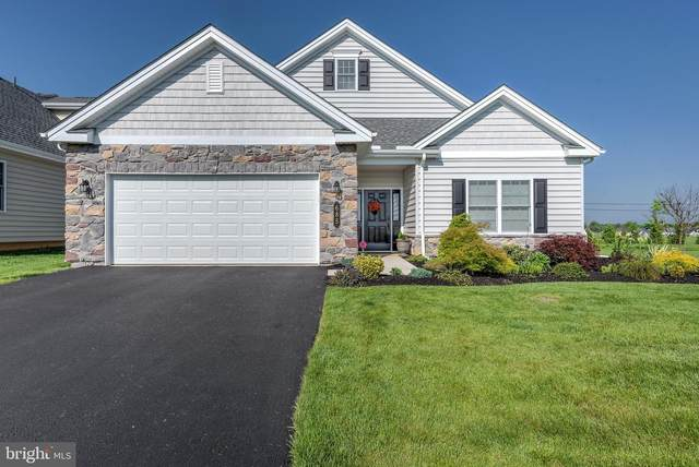685 Republic Way, MECHANICSBURG, PA 17050 (#PACB123952) :: The Heather Neidlinger Team With Berkshire Hathaway HomeServices Homesale Realty