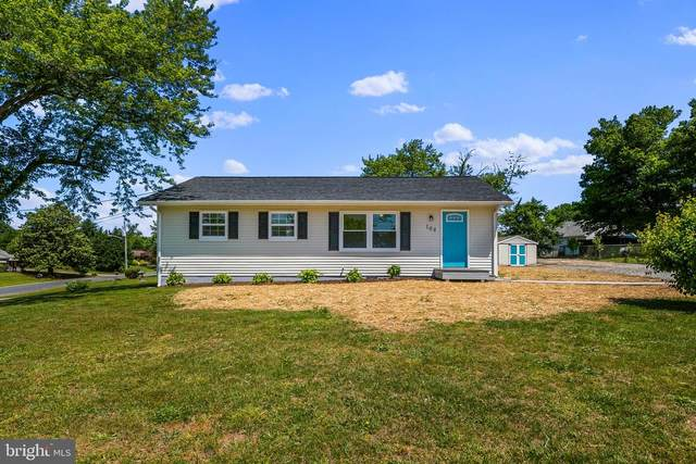 104 Lincoln Drive, CHESTERTOWN, MD 21620 (#MDKE116602) :: City Smart Living