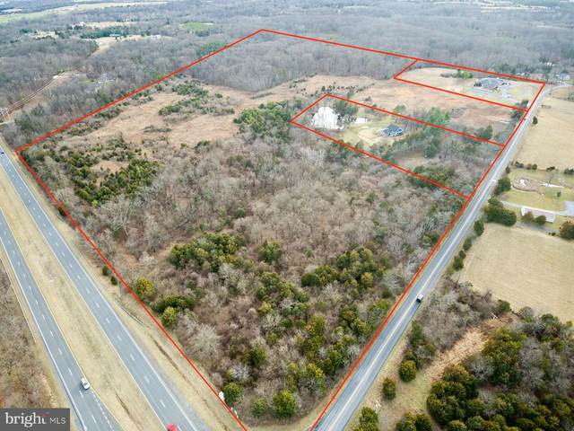 Lot 26Aw Parkins Mill Road, WINCHESTER, VA 22602 (#VAFV157730) :: Jacobs & Co. Real Estate