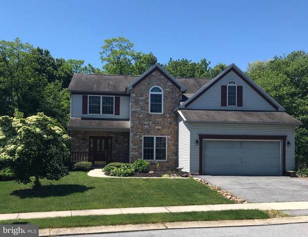 624 Copper Circle, LEWISBERRY, PA 17339 (#PAYK138406) :: Iron Valley Real Estate