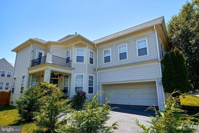 8368 Gaither Street, MANASSAS, VA 20110 (#VAMN139660) :: RE/MAX Cornerstone Realty