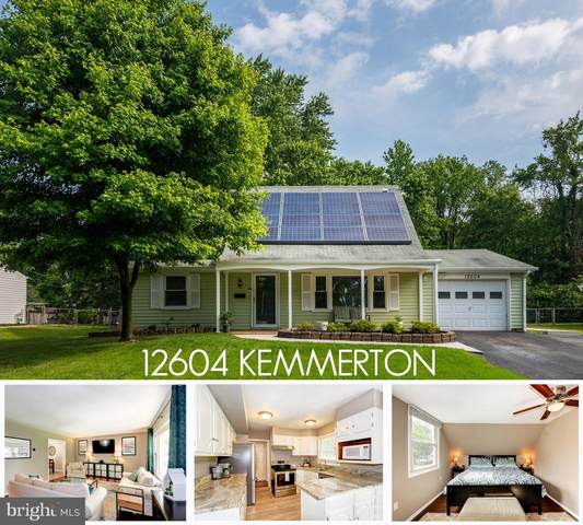 12604 Kemmerton Lane, BOWIE, MD 20715 (#MDPG569808) :: Century 21 Dale Realty Co