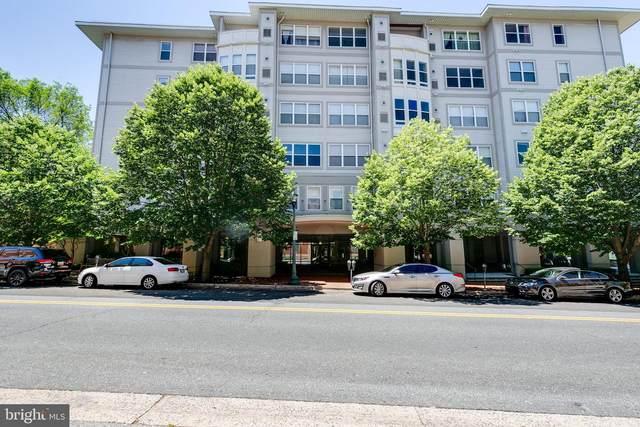 8045 Newell Street #504, SILVER SPRING, MD 20910 (#MDMC709342) :: Revol Real Estate