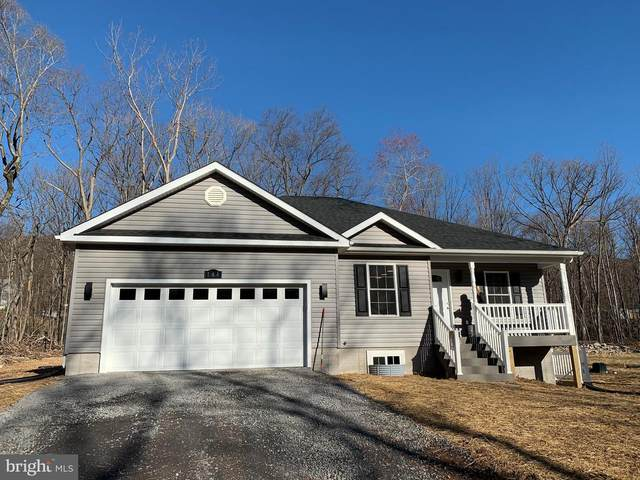 T-25 Tomahawk Trail, WINCHESTER, VA 22602 (#VAFV157738) :: Radiant Home Group