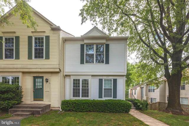 12151 Wedgeway Place, FAIRFAX, VA 22033 (#VAFX1131530) :: Dart Homes