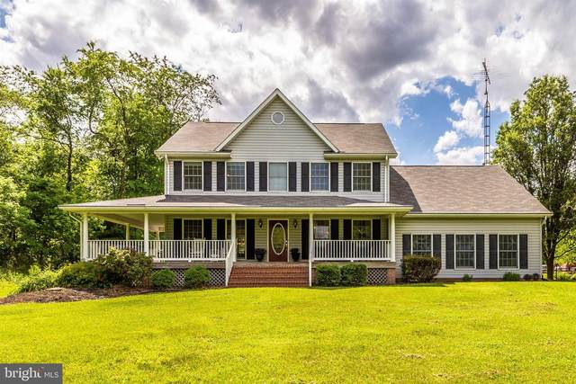 17208 Bollinger School Road, EMMITSBURG, MD 21727 (#MDFR264956) :: The Licata Group/Keller Williams Realty