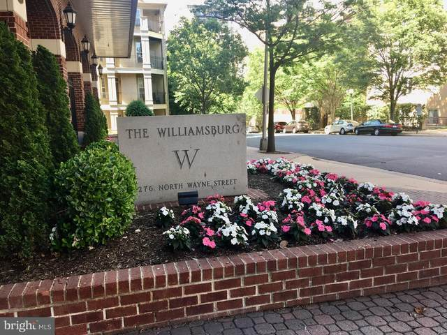 1276 N Wayne Street #911, ARLINGTON, VA 22201 (#VAAR163484) :: Debbie Dogrul Associates - Long and Foster Real Estate