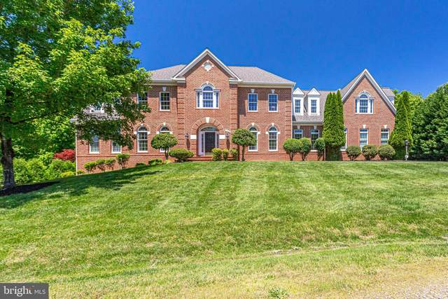 1086 Mill Field Court, GREAT FALLS, VA 22066 (#VAFX1131542) :: Jennifer Mack Properties