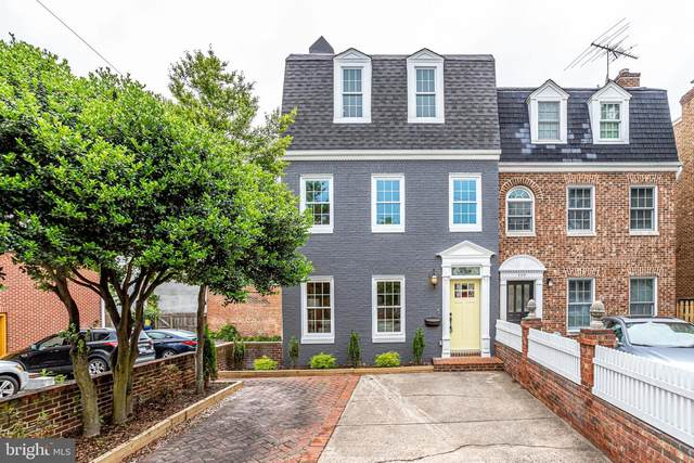 108 N Payne Street, ALEXANDRIA, VA 22314 (#VAAX246744) :: The Licata Group/Keller Williams Realty