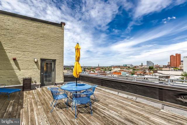 1211 Light Street #402, BALTIMORE, MD 21230 (#MDBA511836) :: SURE Sales Group
