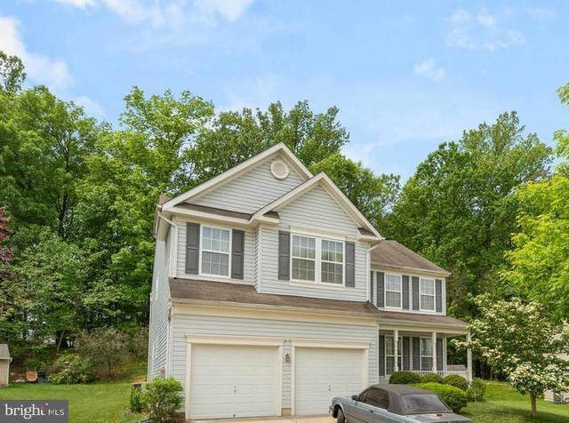 4511 Rebekka Circle, OWINGS MILLS, MD 21117 (#MDBC495416) :: AJ Team Realty