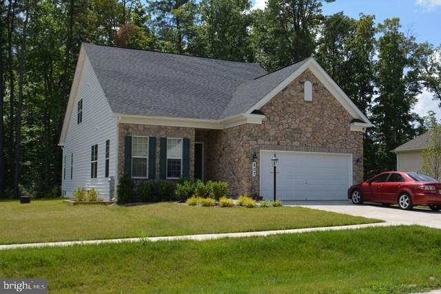 13201 Zircon Drive, BOWIE, MD 20720 (#MDPG569840) :: Blackwell Real Estate