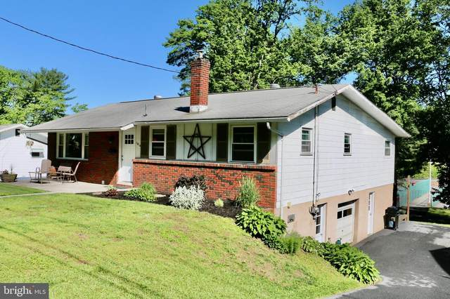 1814 1ST Avenue, POTTSVILLE, PA 17901 (#PASK130822) :: The Heather Neidlinger Team With Berkshire Hathaway HomeServices Homesale Realty