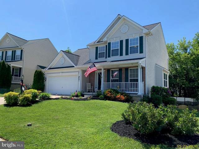 3712 Wolf Trail Drive, ABINGDON, MD 21009 (#MDHR247330) :: The Dailey Group