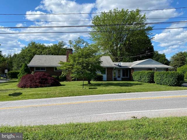 569 Fishing Creek Road, LEWISBERRY, PA 17339 (#PAYK138422) :: Iron Valley Real Estate