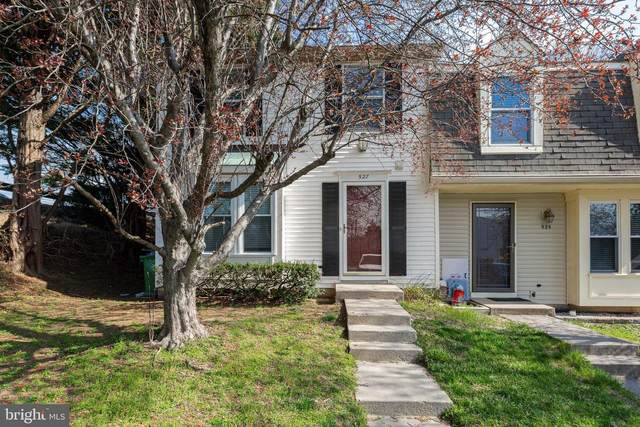 527 White Surf Drive, GAITHERSBURG, MD 20878 (#MDMC709404) :: Network Realty Group