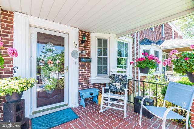 12 Shady Nook Avenue, BALTIMORE, MD 21228 (#MDBC495434) :: The Maryland Group of Long & Foster Real Estate