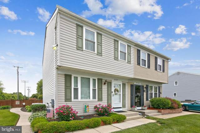 207 Stillmeadow Drive, JOPPA, MD 21085 (#MDHR247332) :: Gail Nyman Group
