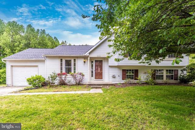 2000 Hancock Drive, UPPER MARLBORO, MD 20774 (#MDPG569880) :: Colgan Real Estate