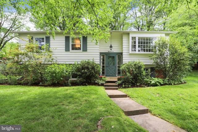 5110 Southampton Drive, ANNANDALE, VA 22003 (#VAFX1131622) :: Debbie Dogrul Associates - Long and Foster Real Estate