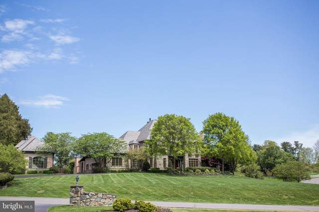 606 Deerfield Pond Court, GREAT FALLS, VA 22066 (#VAFX1131624) :: Cristina Dougherty & Associates