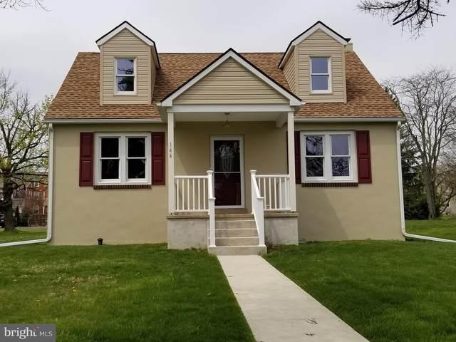 144 2ND Street, RICHLANDTOWN, PA 18955 (#PABU497584) :: Jason Freeby Group at Keller Williams Real Estate