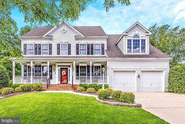 408 Sandera Drive, GAMBRILLS, MD 21054 (#MDAA435576) :: Great Falls Great Homes