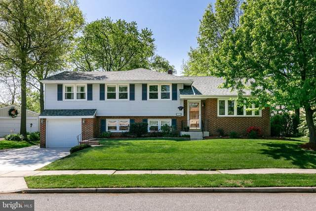 304 Sheffield Road, CHERRY HILL, NJ 08034 (#NJCD394654) :: Nexthome Force Realty Partners