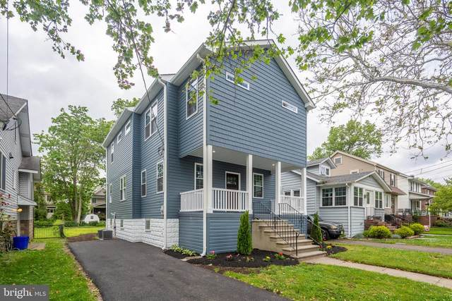 117 Penn Avenue, COLLINGSWOOD, NJ 08108 (#NJCD394670) :: Scott Kompa Group