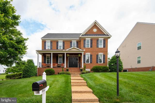 9842 Harvest Honey Road, MECHANICSVILLE, VA 23116 (#VAHA100950) :: AJ Team Realty