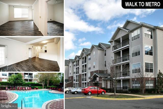 1550 Spring Gate Drive #8203, MCLEAN, VA 22102 (#VAFX1131680) :: Great Falls Great Homes