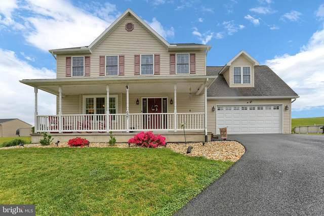 627 Creek Road, CARLISLE, PA 17013 (#PACB123978) :: TeamPete Realty Services, Inc