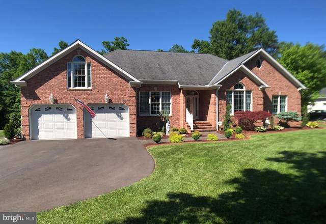 1102 Lakewood Drive N, RIDGELEY, WV 26753 (#WVMI111146) :: Shamrock Realty Group, Inc