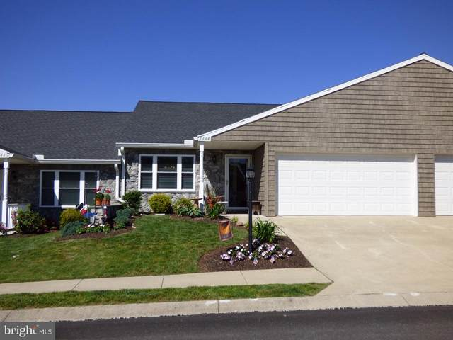 4444 Clair Mar Drive #80, DOVER, PA 17315 (#PAYK138458) :: Bob Lucido Team of Keller Williams Integrity