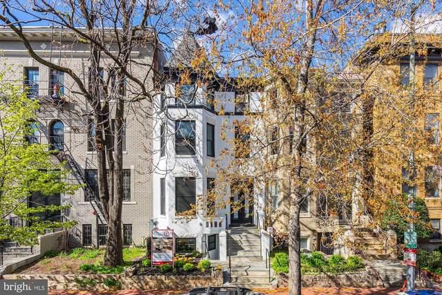 1747 T Street NW #3, WASHINGTON, DC 20009 (#DCDC470920) :: The Kenita Tang Team